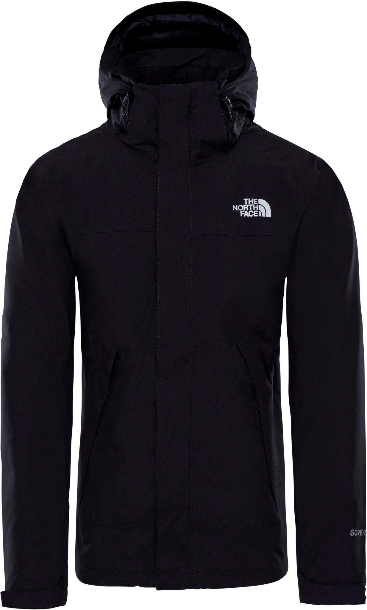 Herren The North Face Outdoorjacke Mountain Light II Shell Jacket Men schwarz | 00191478132215