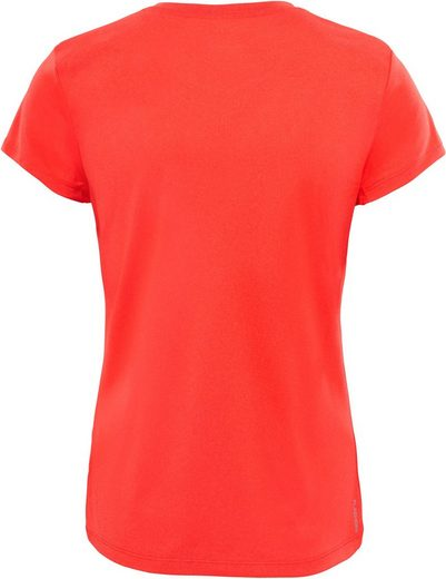 The North Face T-Shirt Reaxion Ampere Crew Shirt Women