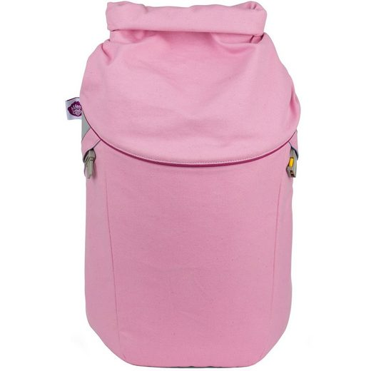 Affenzahn Kinderrucksack-Elternrucksack/Parents Bag, Pink