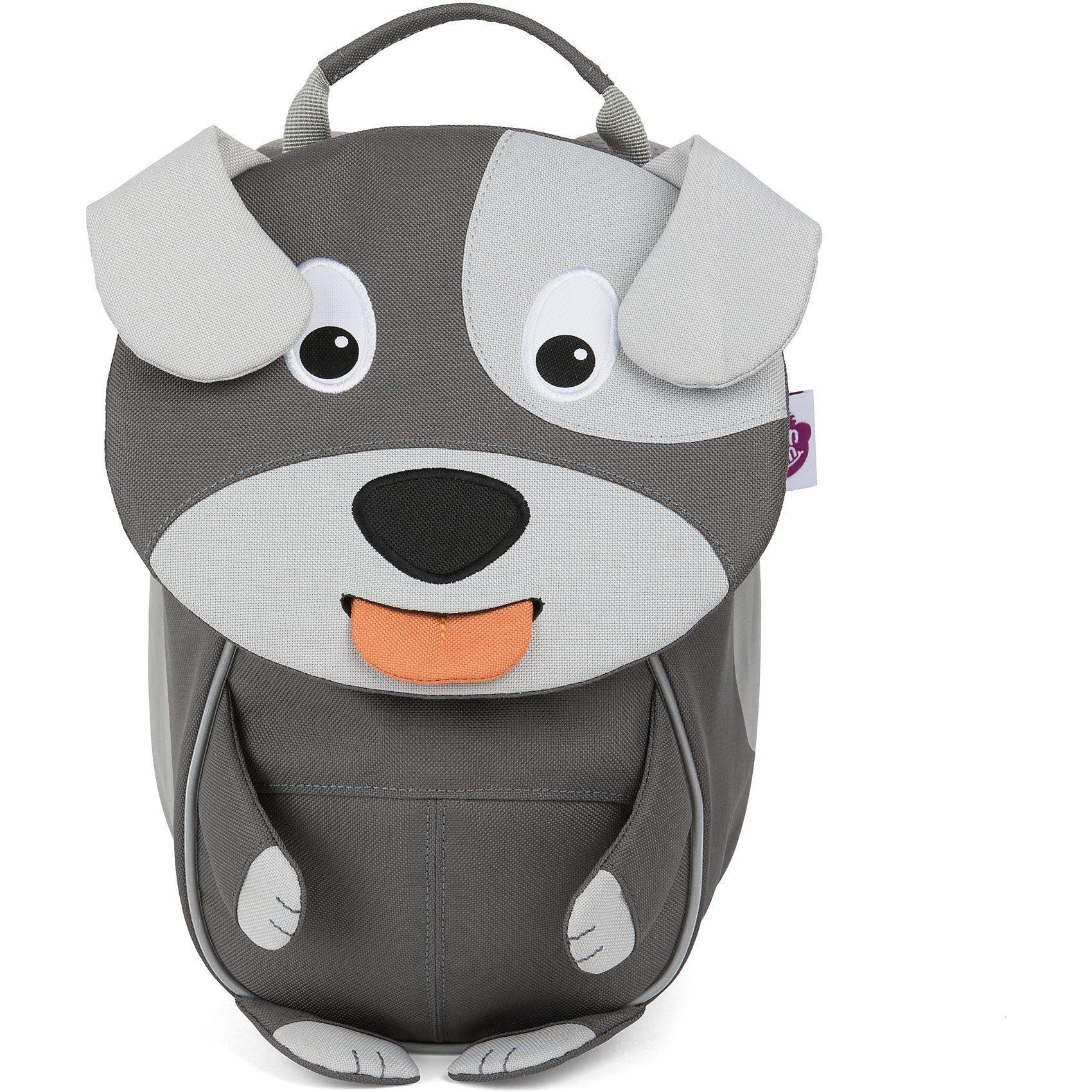 Affenzahn Kinderrucksack Kleine Freunde Hugo Hund