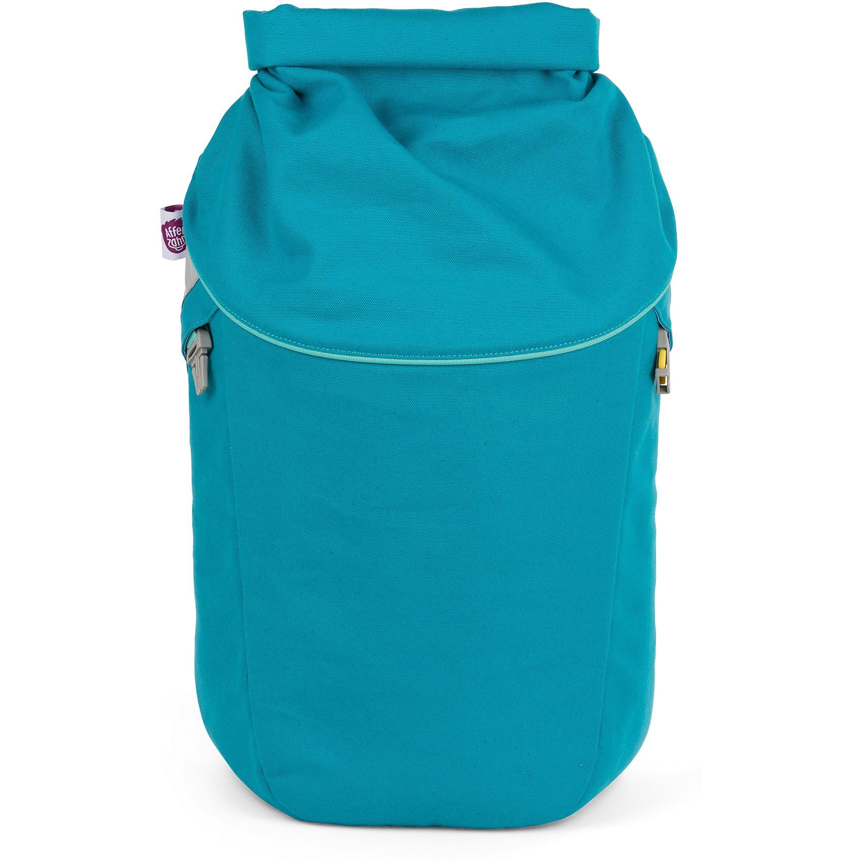 Affenzahn Kinderrucksack Parents Bag, Petrol
