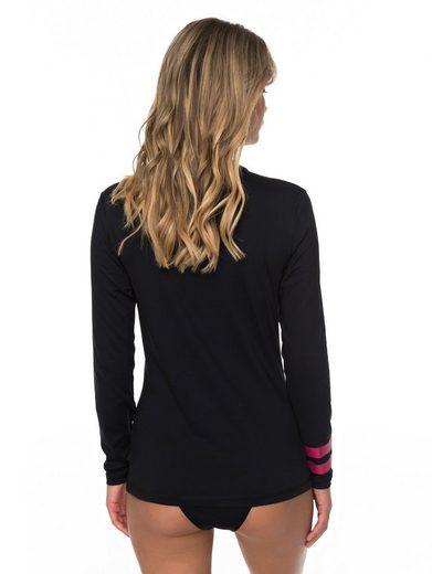 Roxy Langarm UPF 50 Rash Vest Enjoy Waves