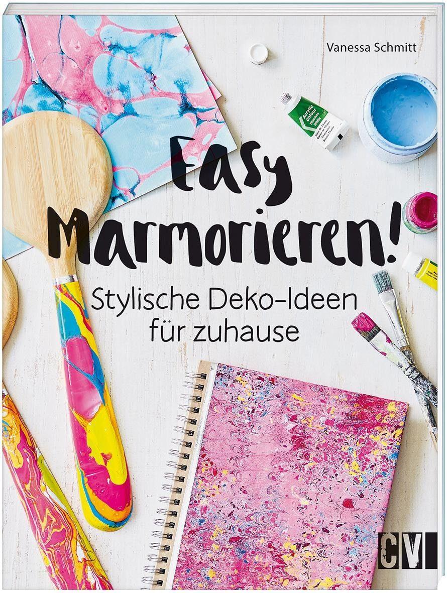 """Buch """"Easy Marmorieren!"""" 64 Seiten"""