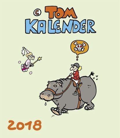 Kalender »TOM Kalender 2018«