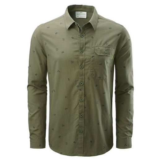 Federate Kathmandu Lightweight Travel Shirt