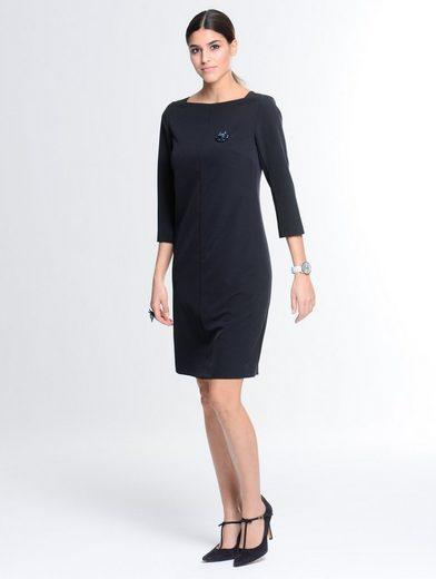Alba Moda Kleid in raffinierter Schnittführung