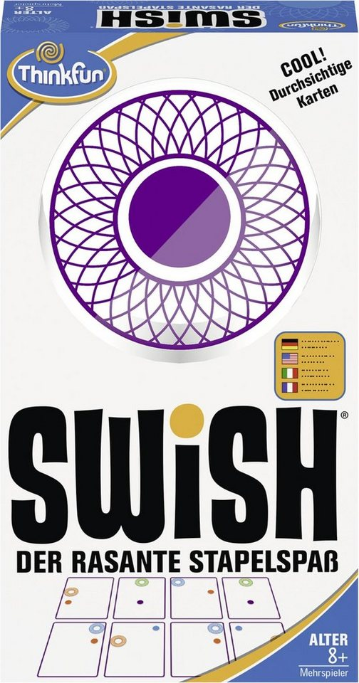 Thinkfun® Kartenspiel, »Swish®« - Preisvergleich
