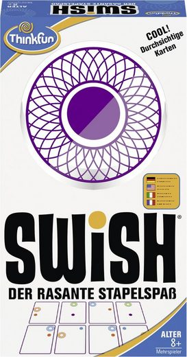 Thinkfun® Spiel, »Swish®«