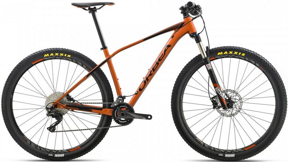 Orbea Mountainbike »Alma H30«, 22 Gang Shimano XT M8000 GS Shadow ...
