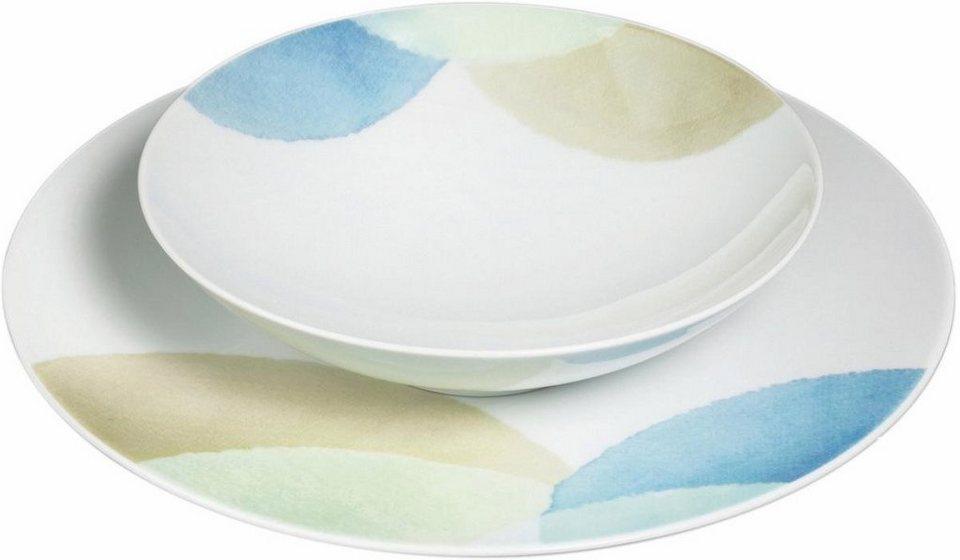 seltmann weiden tafelservice life senja 12 tlg porzellan mikrowellengeeignet online kaufen. Black Bedroom Furniture Sets. Home Design Ideas