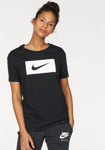 Nike Sportswear T-Shirt NSW TEE DROP TAIL SWOOSH PK