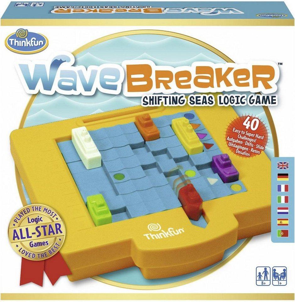 Thinkfun® Logikspiel, »Wave Breaker™« - Preisvergleich