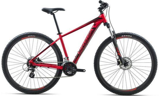 Orbea Mountainbike »MX 50«, 24 Gang Shimano Altus M310 Schaltwerk