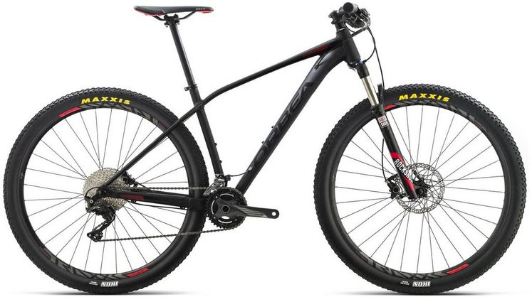 Orbea Mountainbike »Alma H30«, 22 Gang Shimano XT M8000 GS Shadow Plus Direct Mount Schaltwerk