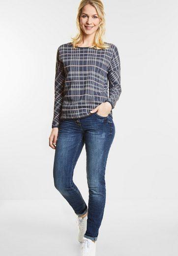 CECIL Kuschelig-weiches Sweatshirt