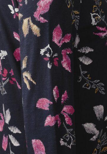 CECIL Flower-Print Shirt