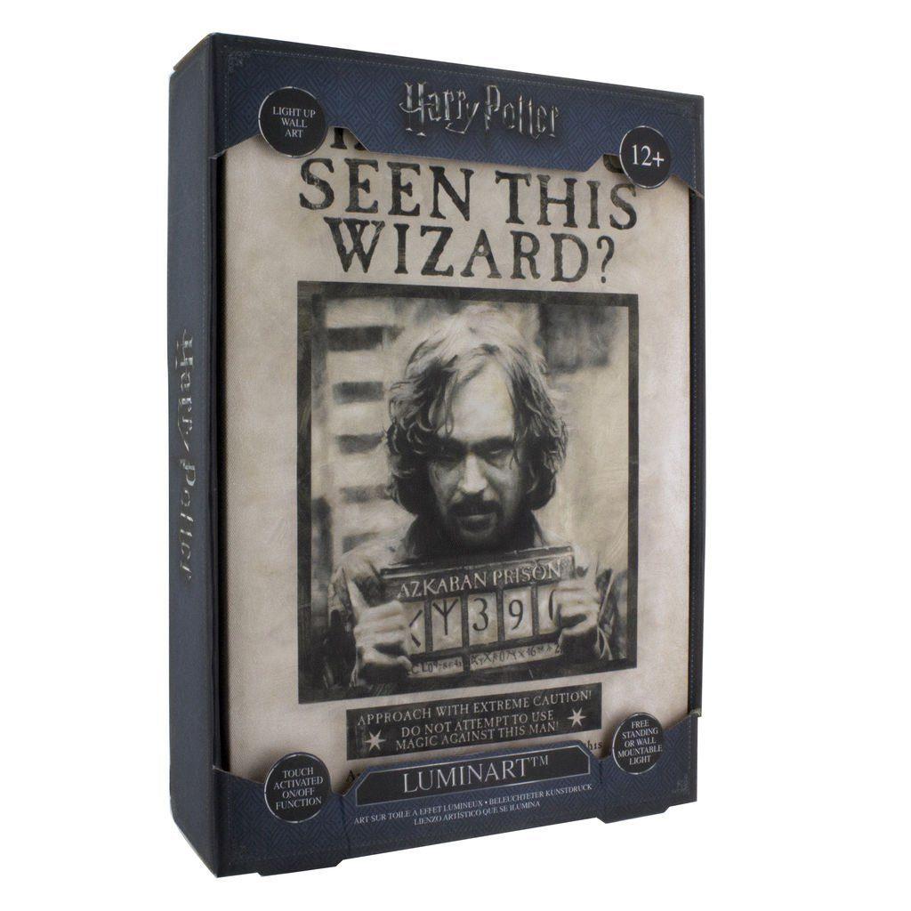 Paladone Fanartikel »Harry Potter Sirius Black Luminart«