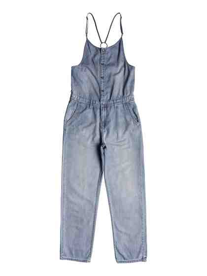 Roxy Denim Riemchen-Jumpsuit »Cosy«
