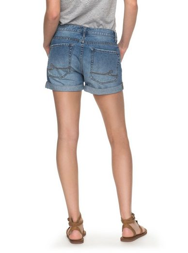 Roxy Denim-Shorts Green Turtle Cay