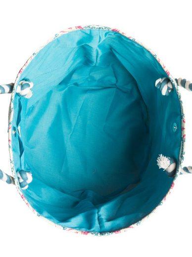 Roxy Stroh-Strandtasche Sunseeker