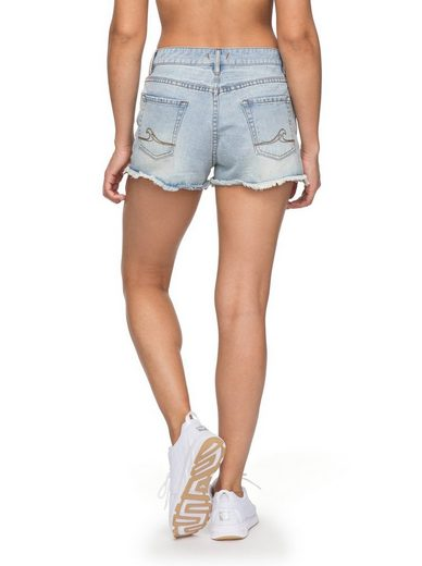 Roxy Denim-Shorts Little Abaco