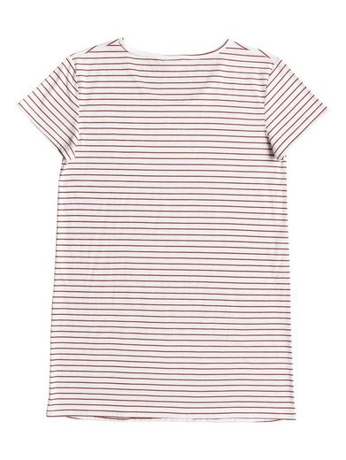 Roxy T-shirt-kleid Juste Une Simple Rayure