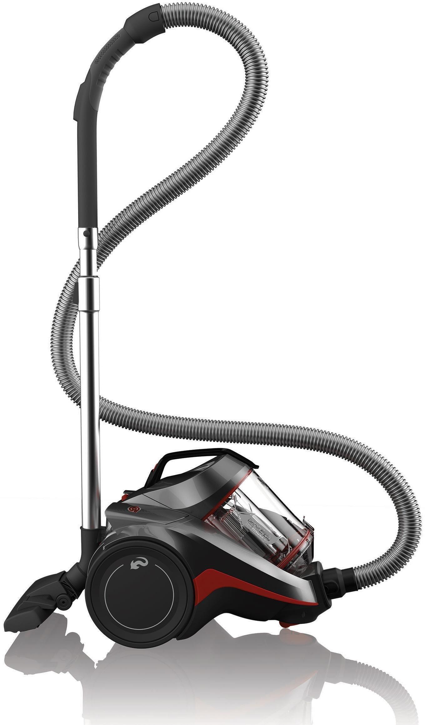Bodenstaubsauger DD2226-3, REBEL26 Reach, 550 Watt, beutellos