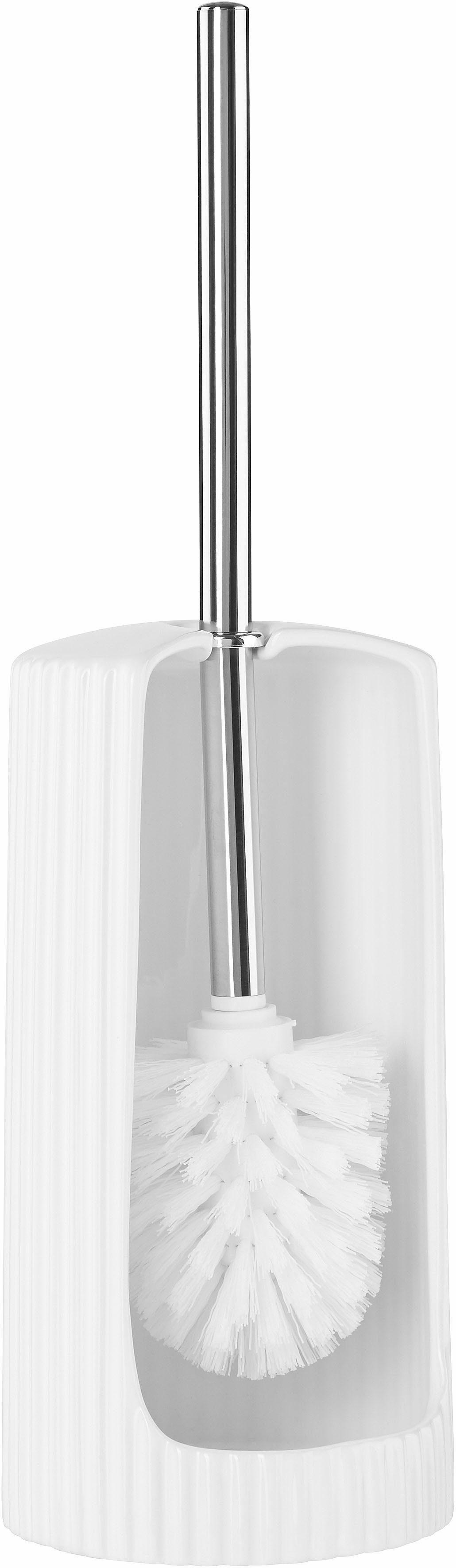 Home affaire WC-Bürste mit Rillen-Dekor
