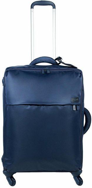 Lipault Weichgepäck-Trolley »Originale Plume, 65 cm«, 4 Rollen | Taschen > Koffer & Trolleys > Trolleys | Blau | Lipault