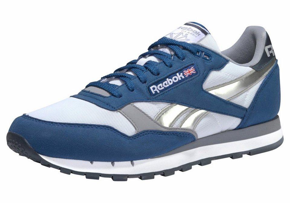 new concept 12d13 e8e57 Reebok Classic »Classic Leather RSP« Sneaker, Cooler Obermaterialmix aus  Veloursleder und Textil online kaufen | OTTO