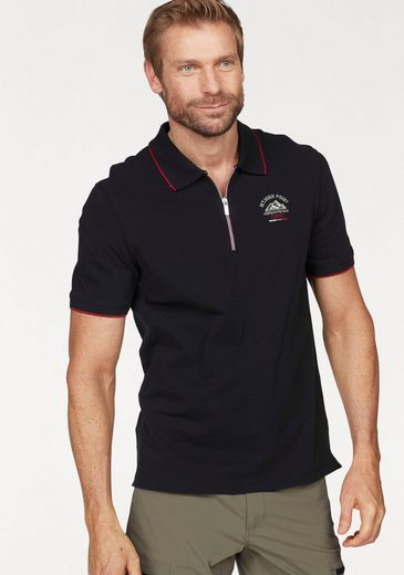 Man's World Poloshirt Piqué Qualität