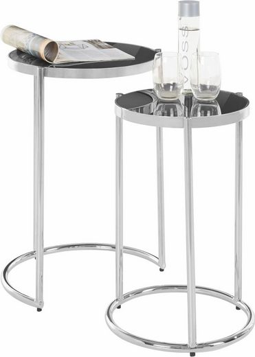 Premium collection by Home affaire Beistelltisch (Set, 2-St), im 2er Set