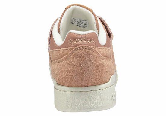 Workout »wmns Braun Reebok Sneaker Lo Classic Plus« redCoWxB