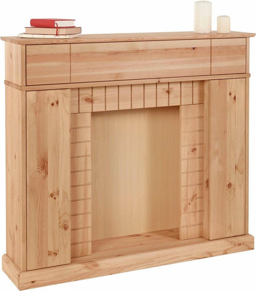 home affaire kaminumbau mit stauraum breite 110 cm online kaufen otto. Black Bedroom Furniture Sets. Home Design Ideas