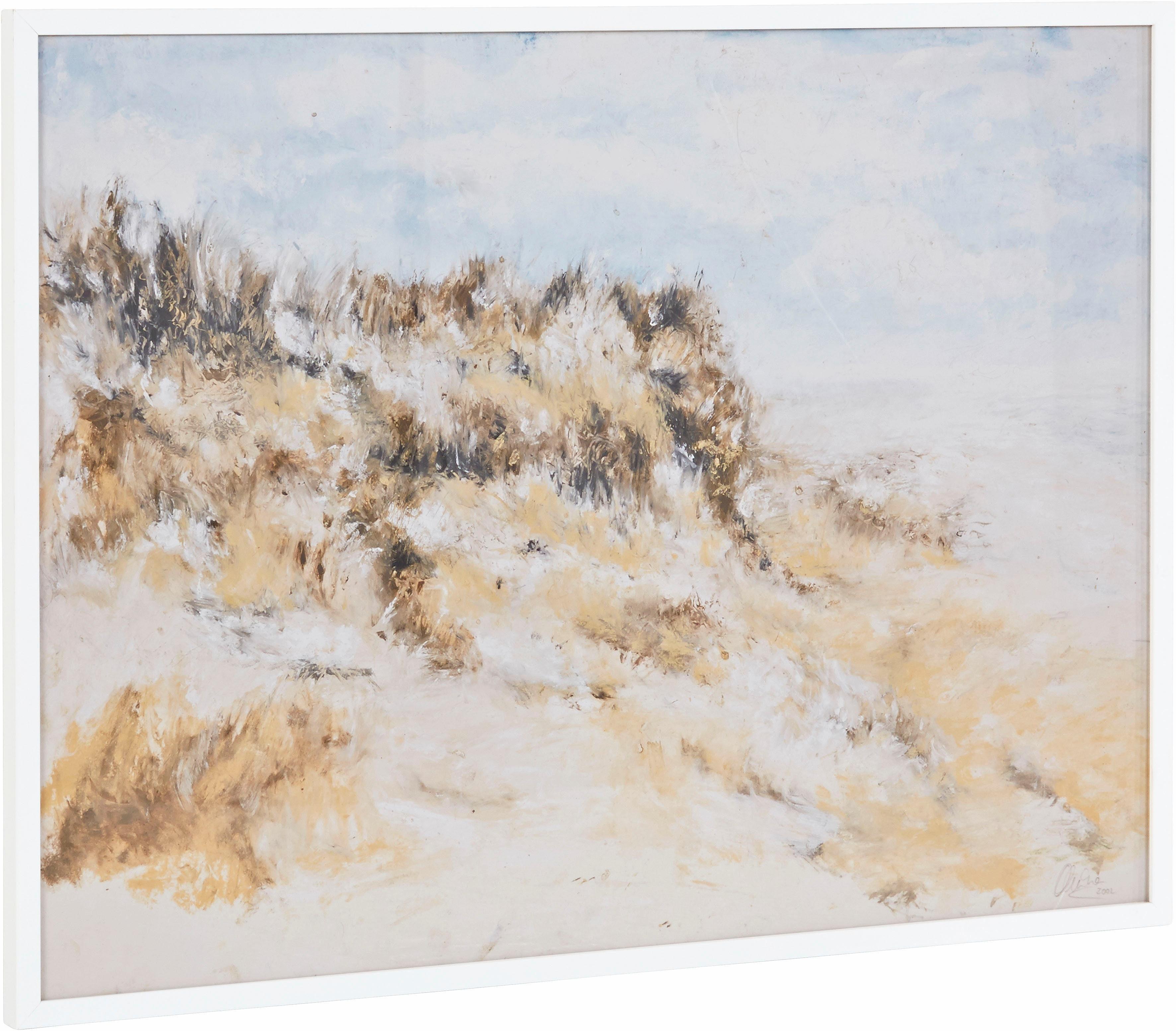 Guido Maria Kretschmer Home&Living Bild »Strand«, Meer, von Frank Mutters