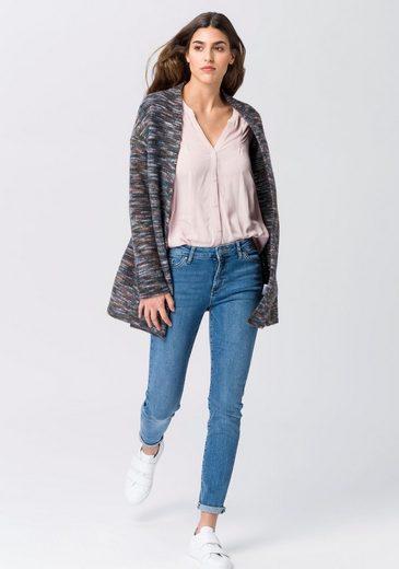 ESPRIT Skinny-fit-Jeans, mit Ziernähten und Waschung