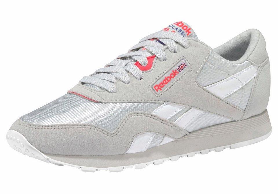 194e7debf078 Reebok Classic »Classic Nylon M TXT« Sneaker   OTTO