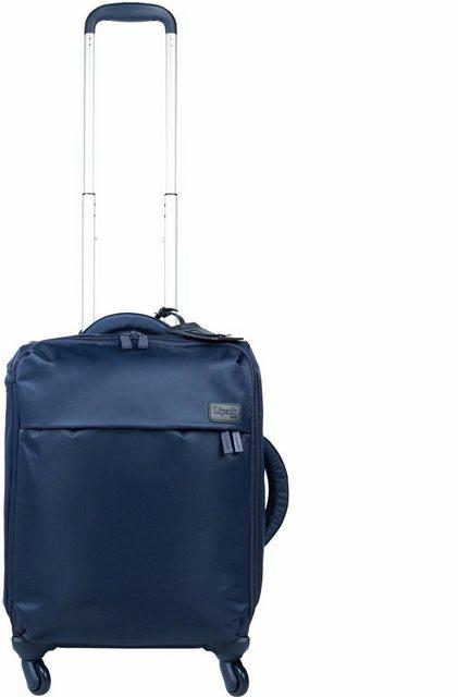 Lipault Weichgepäck-Trolley »Originale Plume, 55 cm«, 4 Rollen, mit 4 Rollen | Taschen > Koffer & Trolleys > Trolleys | Blau | Lipault