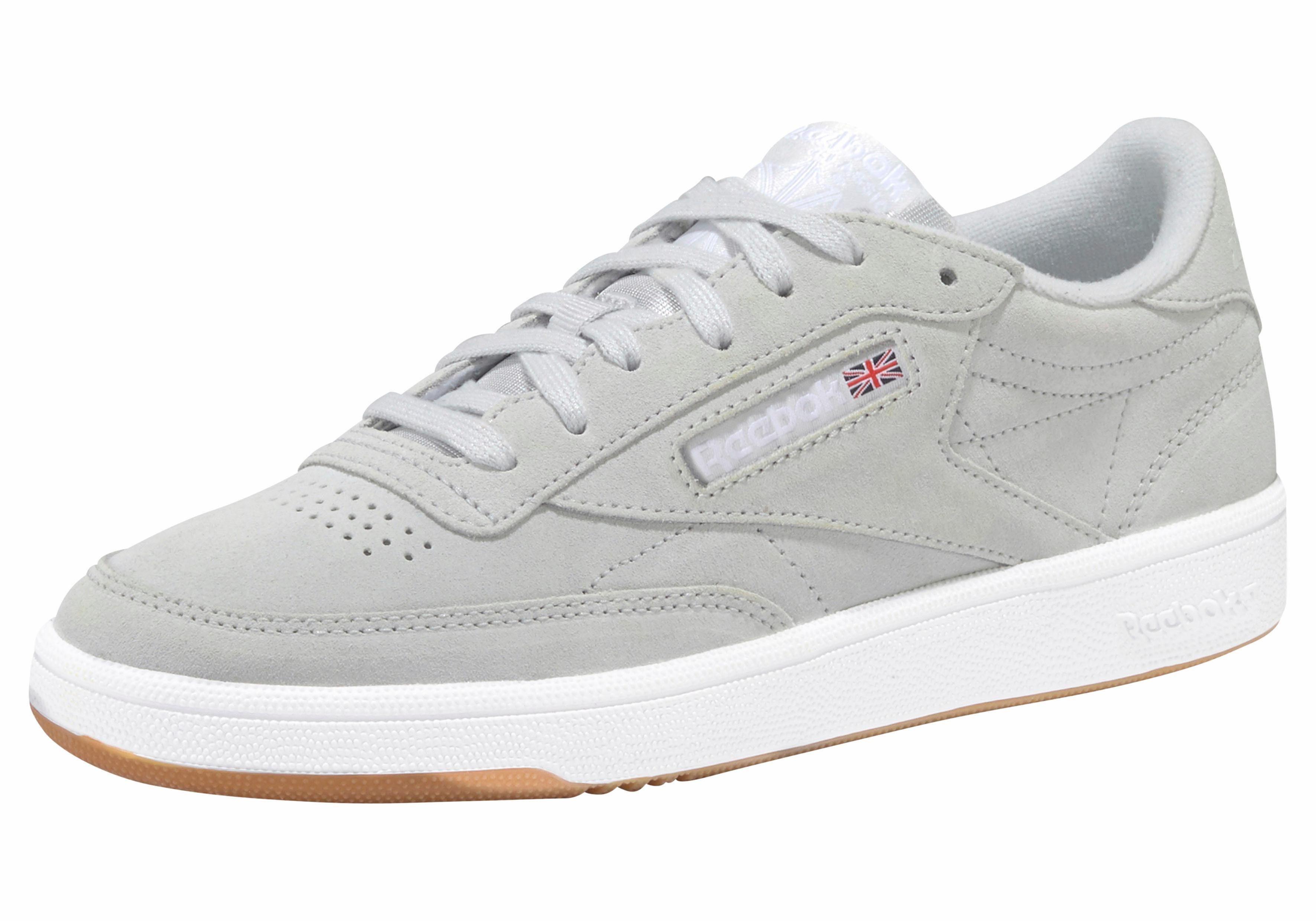 Reebok Classic Wmns Club C 85 Sneaker kaufen  hellgrau