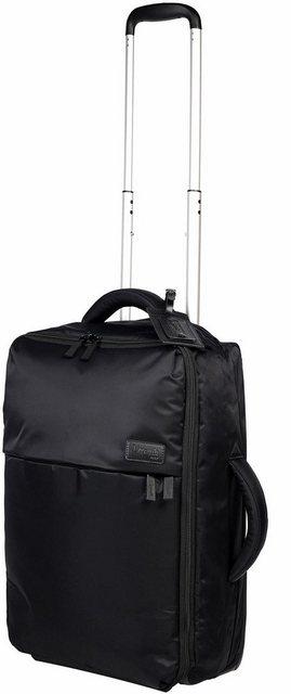 Lipault Weichgepäck-Trolley »Pliable, 55 cm, Black«, 2 Rollen, geräumiger Innenraum | Taschen > Koffer & Trolleys > Trolleys | Lipault