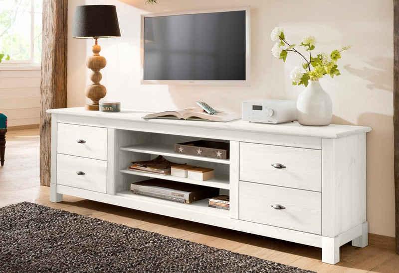 Home affaire Lowboard »Rauna«, Fernsehtisch Breite 200 cm