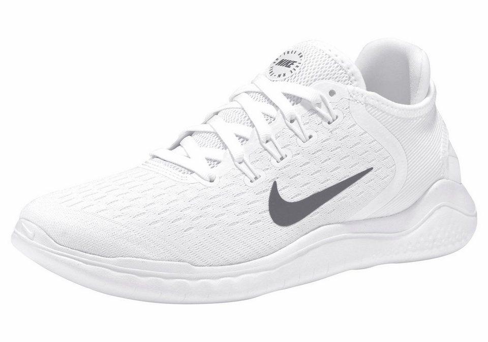 timeless design eb64f 59f23 Nike »Wmns Free Run 2018« Laufschuh, Atmungsaktives Obermaterial aus Textil  mit Spandex online kaufen | OTTO