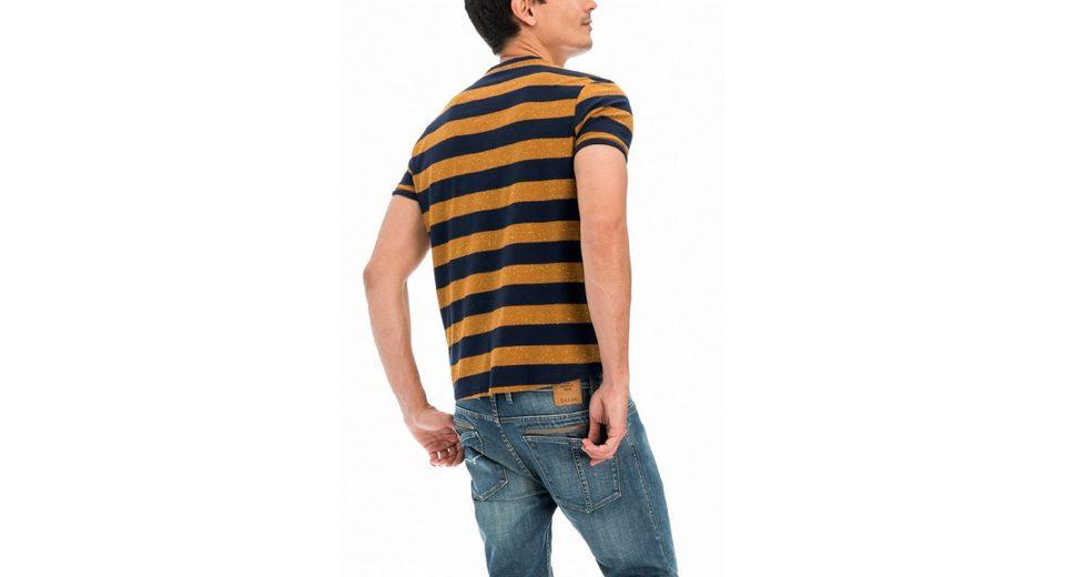 salsa jeans T-Shirt, kurzarm
