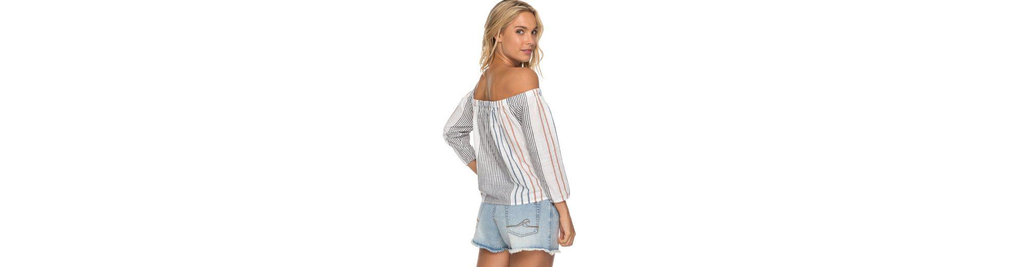 Roxy Schulterfreies Oberteil Crossing Stripes Online-Shopping Mit Mastercard tVSq6QiJni