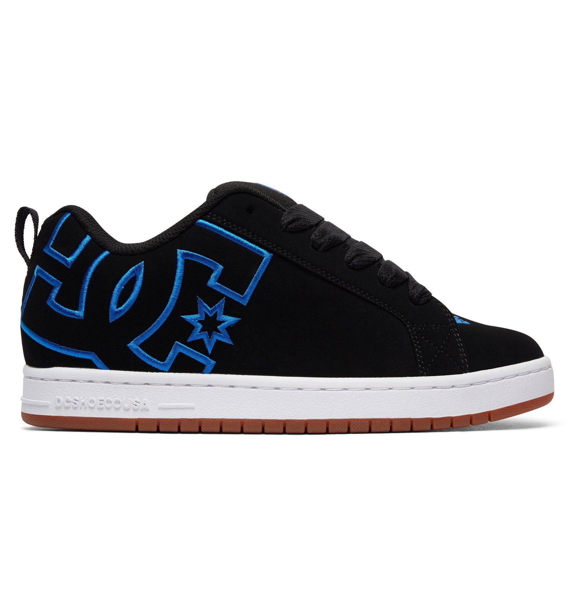 DC Shoes Schuhe Court Graffik online kaufen  Black#ft5_slash#black#ft5_slash#blue