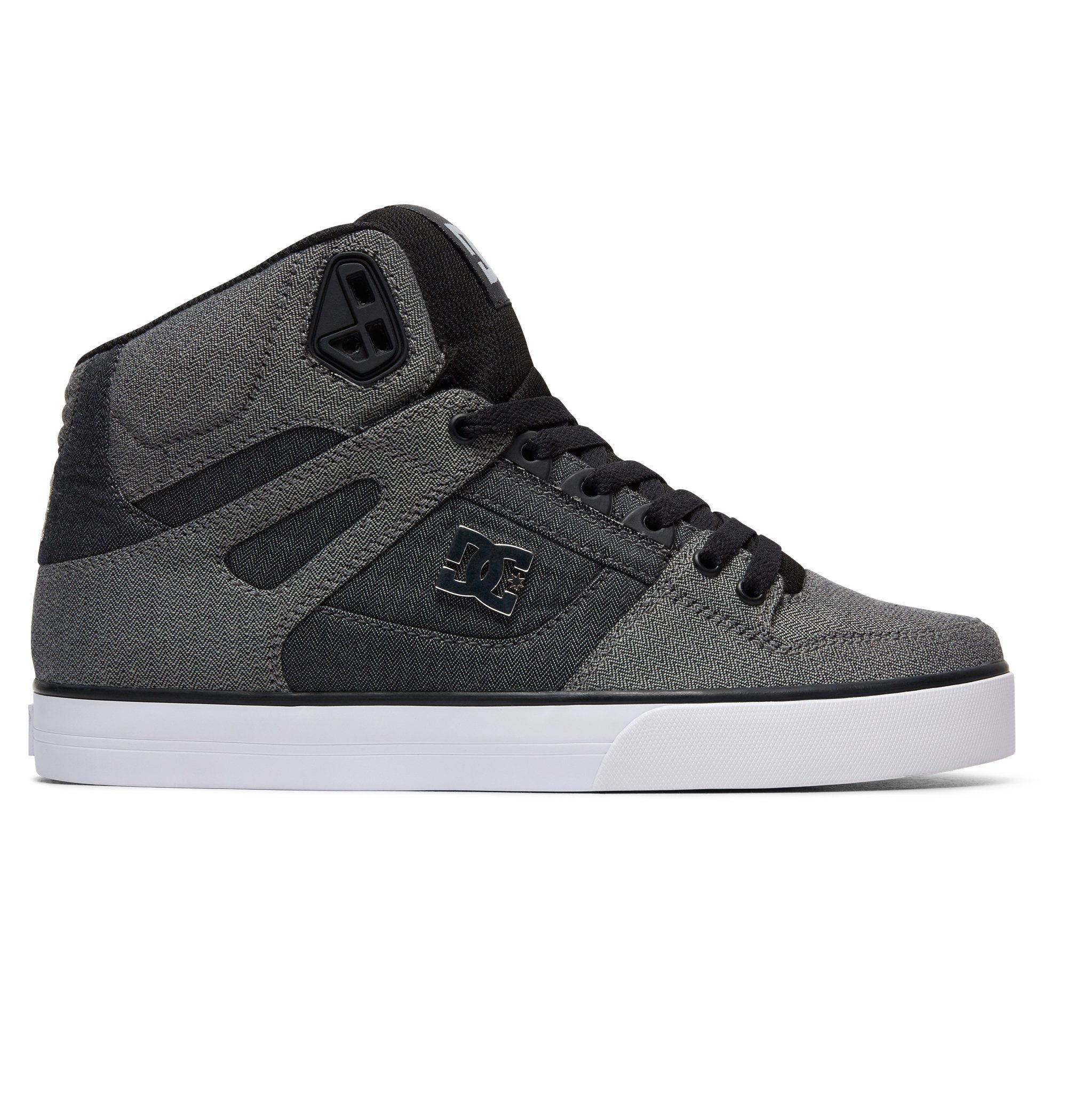 DC Shoes Hi Tops Pure WC TX SE online kaufen  Grey#ft5_slash#white#ft5_slash#grey