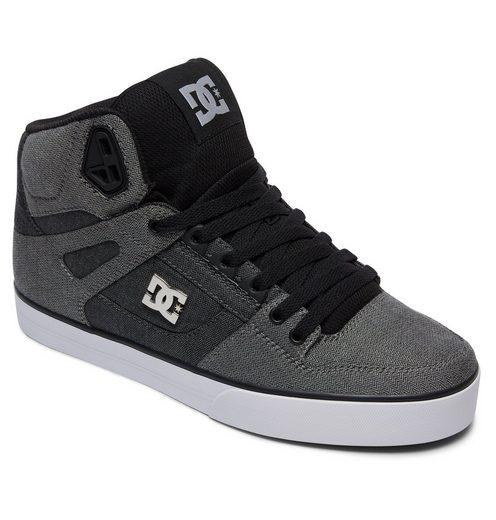 Dc Shoes Hi Tops Pure Wc Tx Se
