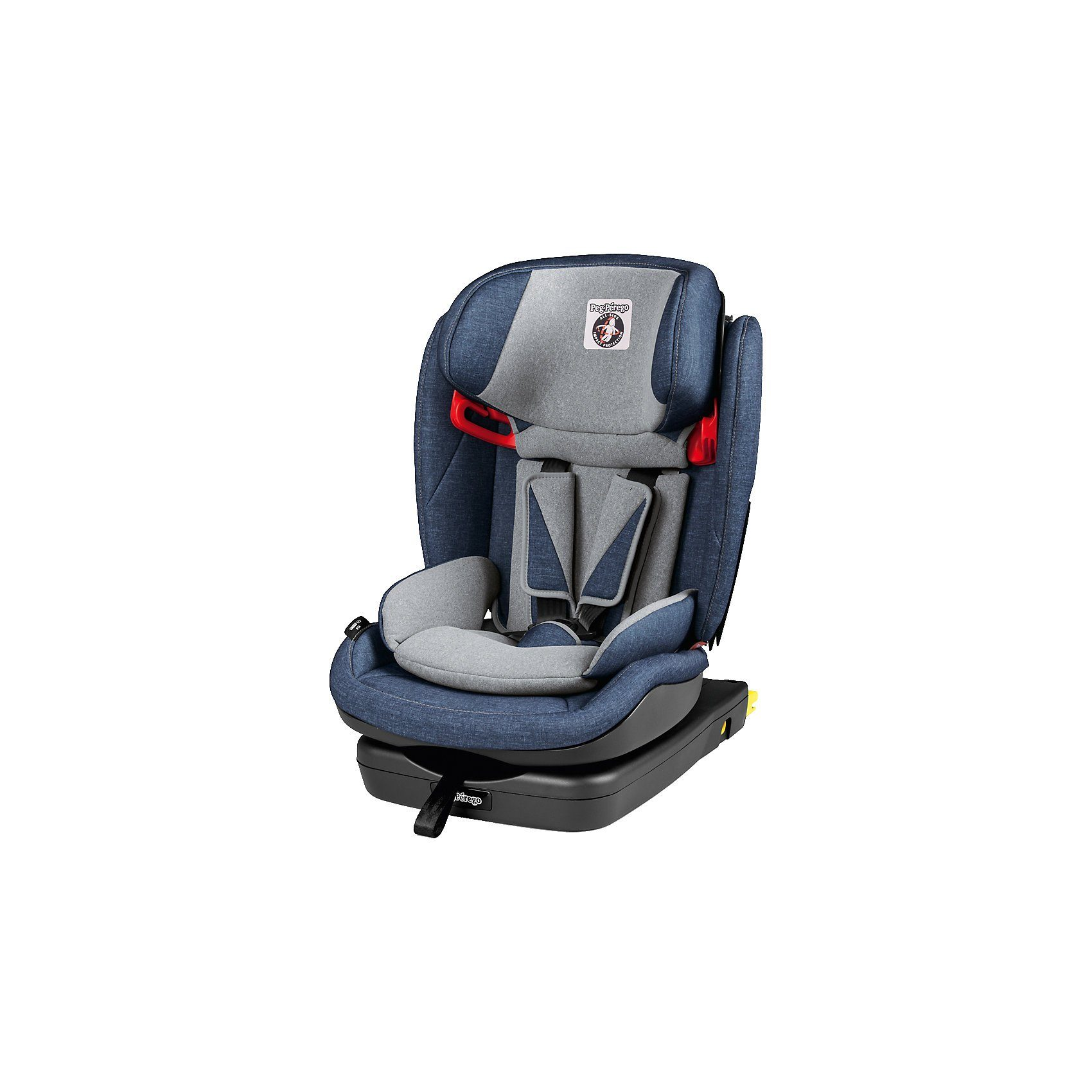 Peg Perego Auto-Kindersitz Viaggio 1-2-3 Via, Urban Denim, 2018