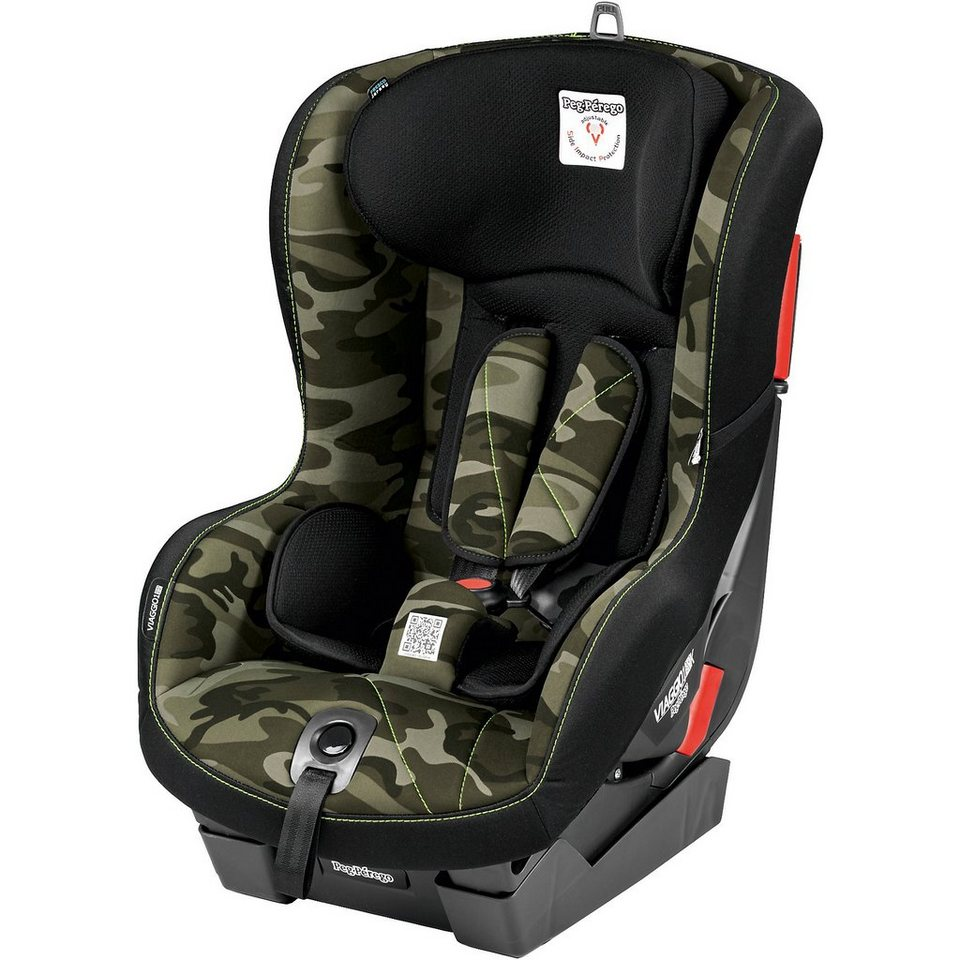 peg perego auto kindersitz viaggio1 duo fix k camo green. Black Bedroom Furniture Sets. Home Design Ideas