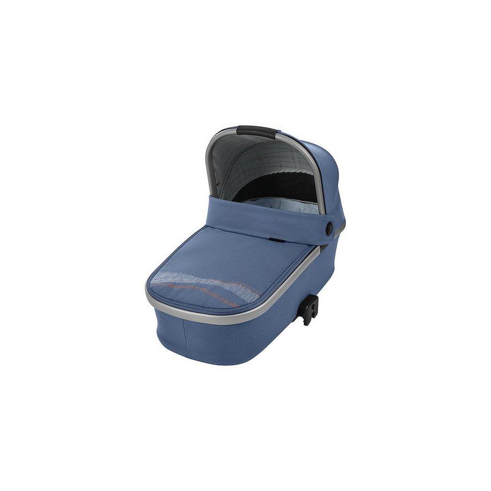 maxi cosi kinderwagenaufsatz oria faltbar frequency blue. Black Bedroom Furniture Sets. Home Design Ideas